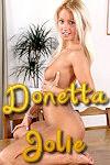 Visit Donetta Jolie's Web Site